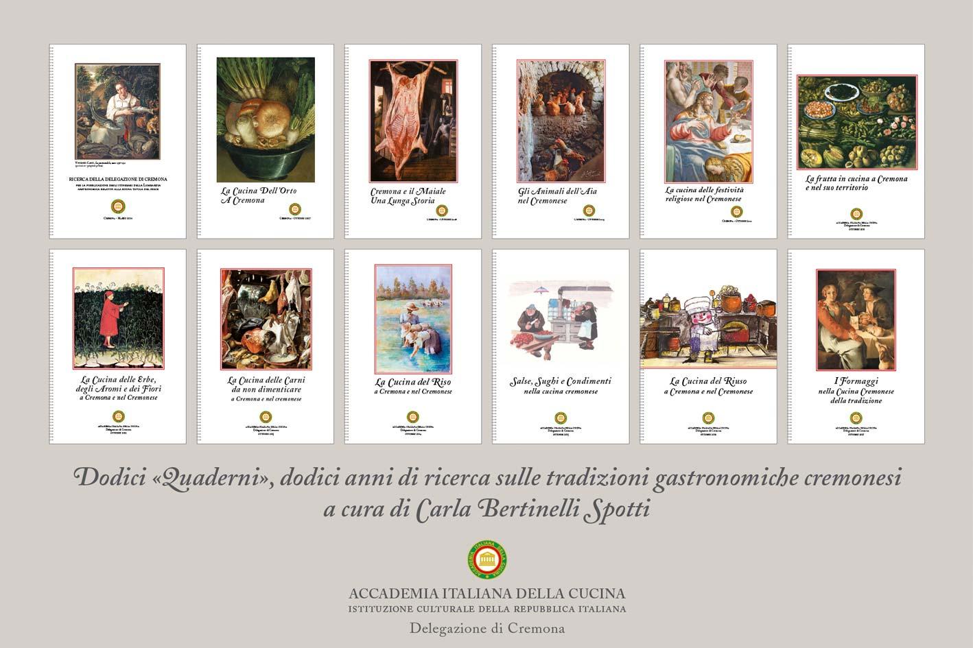 La Storia Della Cucina accademia italiana della cucina – cremona – mauri arte grafica